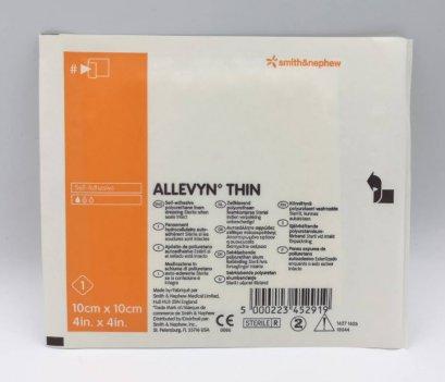 Allevyn Thin 10x10cm