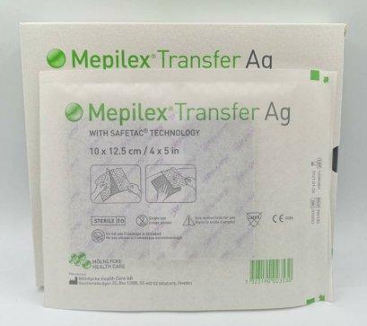 Mepilex Transfer Ag 7.5x8.5cm (exp 28-01-2021)