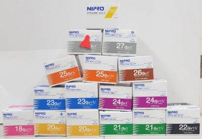 เข็มฉีดยา Nipro