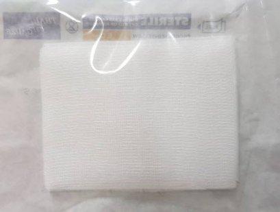 ผ้าก๊อซพับปลอดเชื้อ 4x4 นิ้ว (5ชิ้น/ซอง) (Thai Gauze)