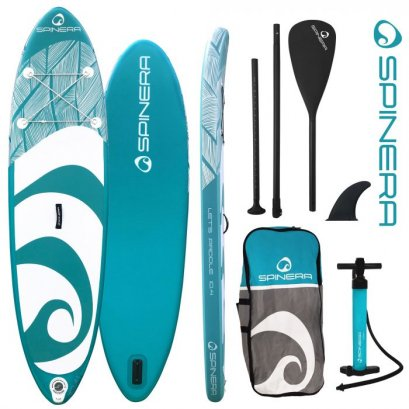 SPINERA SUP Let's Paddle 10'4""