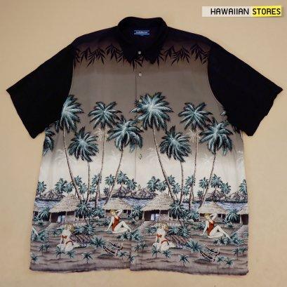 เสื้อฮาวาย - 05014