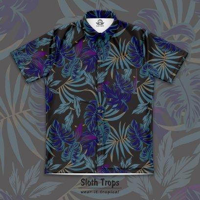 เสื้อฮาวาย - SLT0031