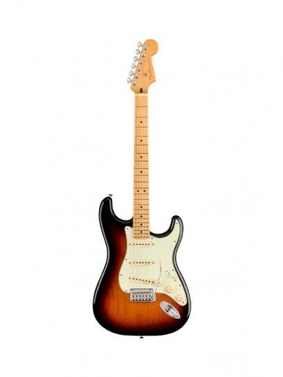Fender Player Plus Stratocaster - 3 Tone Sunburst Maple Neck