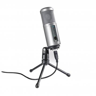 Audio-Technica รุ่น ATR2500-USB ไมโครโฟน Cardioid Condenser USB
