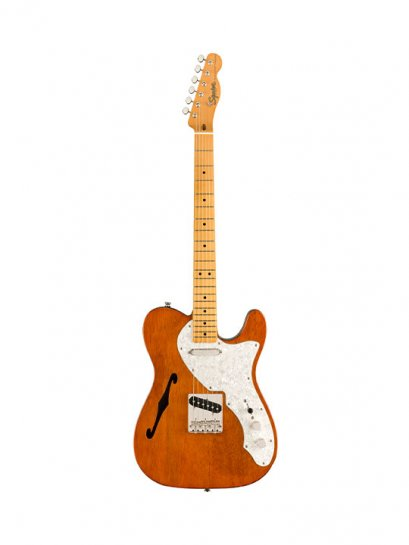 Squier Classic Vibe '60s Telecaster Thinline - Natural Maple Neck