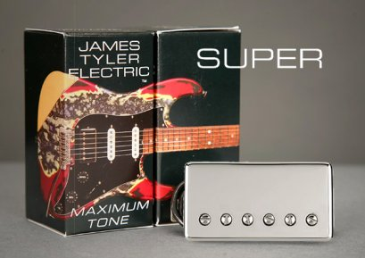 James Tyler Pickups® Super - Bridge Chrome