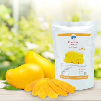 Dehydrated Mango - low sugar formula