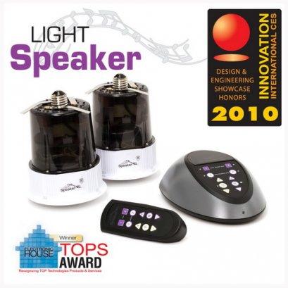 Light Speaker โคมไฟ+ลำโพง