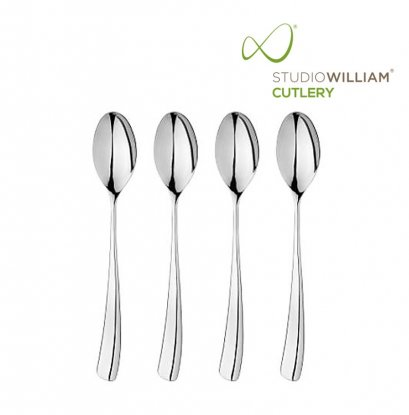 STUDIO WILLIAM Larch Mirror - Long Teaspoon 188 mm. (4 pieces/set)