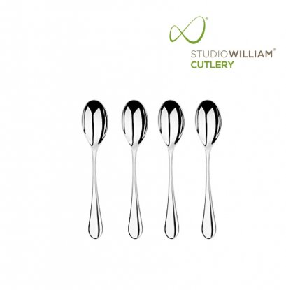 STUDIO WILLIAM MULBERRY MIRROR ENGLISH TEASPOON 132MM