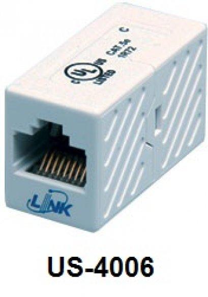 US-4006, Link CAT6 IN-LINE Coupler