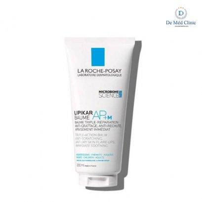 LIPIKAR BAUME AP+M 200 ml Lipikar Bum AP Plus Skin Care Balm Formulated for Very Dry Skin DeMed Clinic