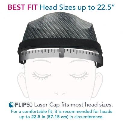 ใหม่ล่าสุด HairMax - Flip 80 Laser Cap 'พลิก' ผมบางให้กลับมาหนา ด้วย HairMax - Flip 80 Laser Cap