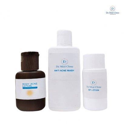Body Acne Treatment set (ผลิตภัณฑ์ดูแลสิวที่หลังและลำตัว )