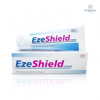 EzeShield Cream 50gm ครีมปกป้องผิวจากสารก่อภูมิแพ้มืออักเสบเรื้อรัง By DeMed Clinic