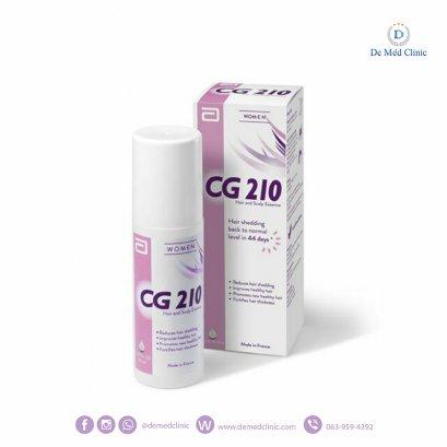 CG 210 Women Anti-Hair Loss and Scalp Essence (80 ml. x 1 ขวด) ราคาพิเศษ 1,290.- จากปกติ 1,590.- By Demedclinic