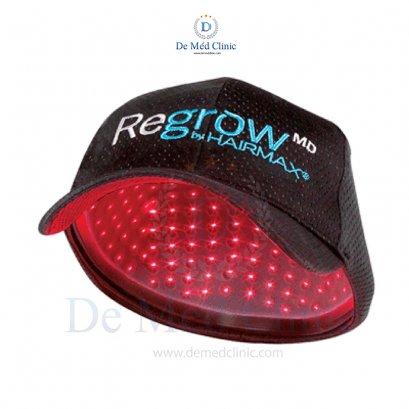 HairMax Regrow MD Laser 272 หมวกเลเซอร์กระตุ้นรากผม ใหม่ล่าสุด*** / แถมพิเศษโปรแกรม Triple H Treatment ดูแลผมร่วงผมบาง1 ครั้ง