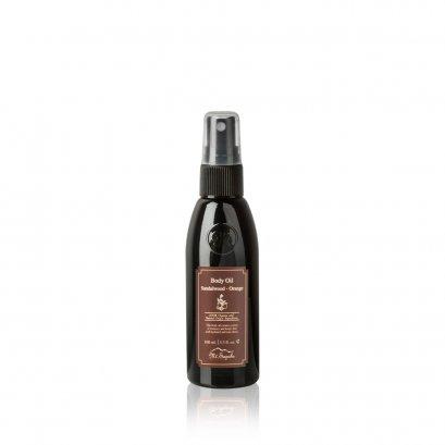 Body Oil, Sandalwood-Orange