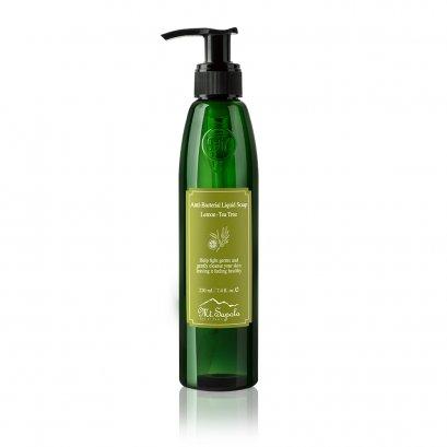 Anti-Bacterial Liquid Soap, Lemon-Tea Tree, 220ml