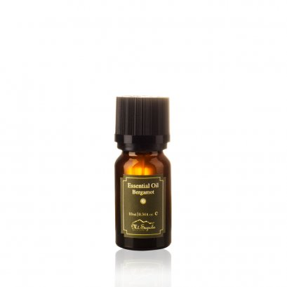 Essential Oil, Bergamot, 10 ml.