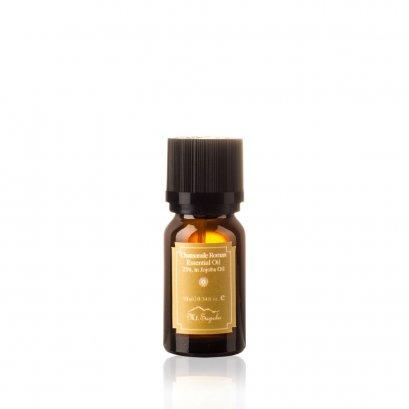 Chamomile Roman Essential Oil, 25%, in Jojoba Oil, 10ml.