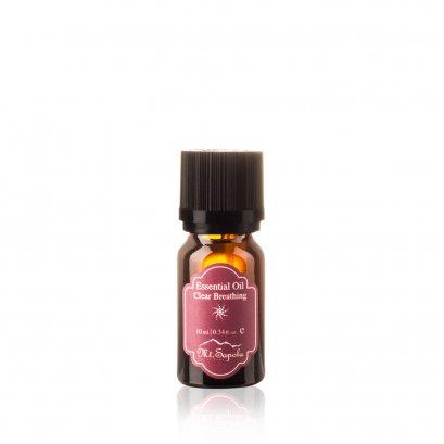 Essential Oil, Clear Breathing, 10 ml.