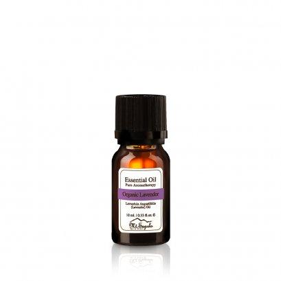 Essential Oil, Organic Lavender, 10ml.