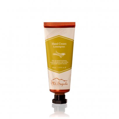 Hand Cream, Lemongrass