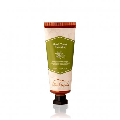 Hand Cream, Lime-Mint