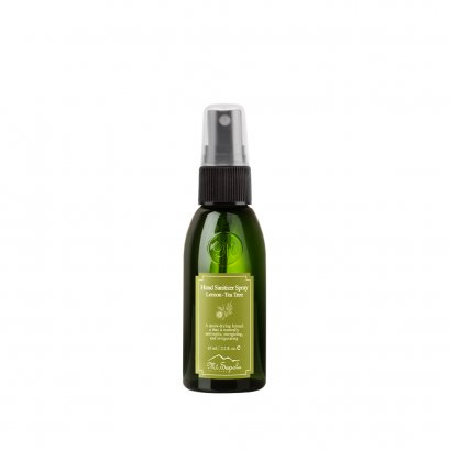 Hand Sanitizer Spray, Lemon-Tea Tree, 65ml.