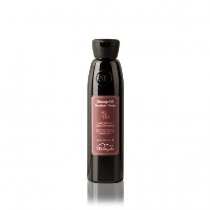 Massage Oil, Geranium-Orange
