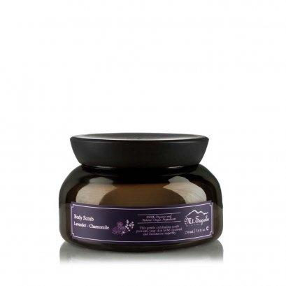 Body Scrub, Lavender-Chamomile
