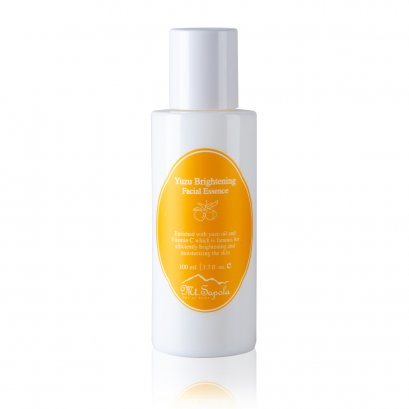 Yuzu Brightening Facial Essence, 100ml.