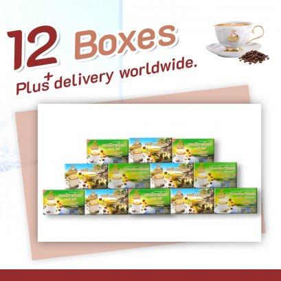 Set 12 Boxen