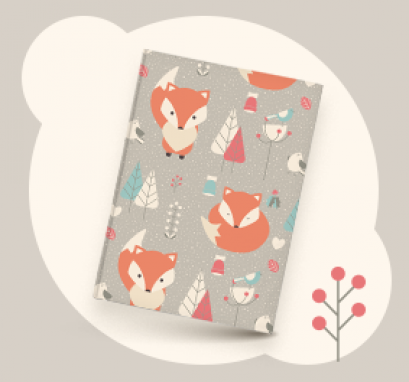 HAPPY DAY NOTEBOOK