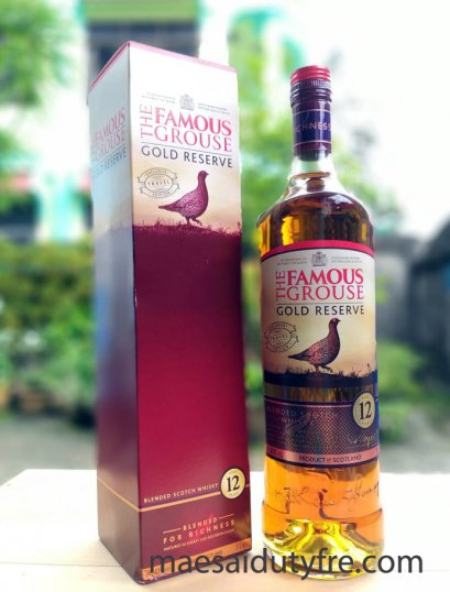 Famous Grouse Gold Reserve 12years 1L