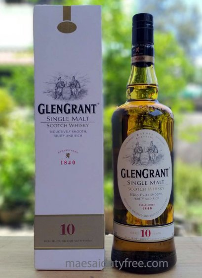 Glen Grant Reserve 10 Years (75cl)