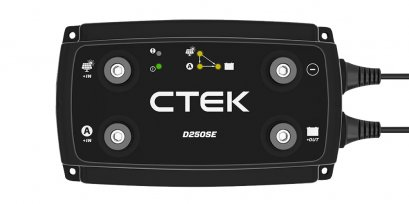 CTEK D250SE