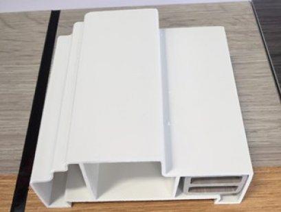 """วงกบ PVC 2""""x4"""" (W 95 mm.)"""