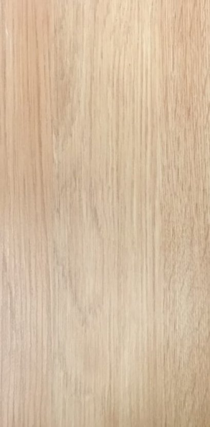ประตูUPVC ผิวหน้าลายไม้ สีYellowAsh บานเรียบ
