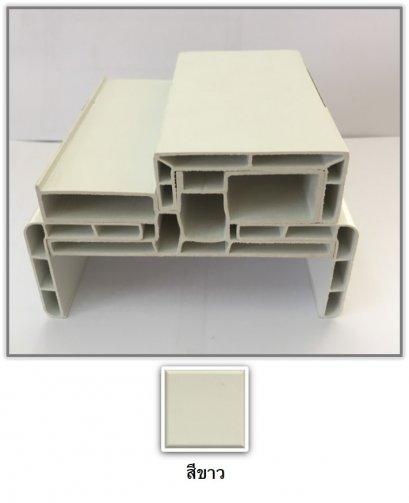 วงกบประตูUPVC SUB FRAME (W115mm.)