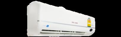 แอร์ Saijo Denki Inverter Sure รุ่น Inverter Sure-25 ขนาด 25,543 BTU ใหม่ปี 2020 น้ำยา R32