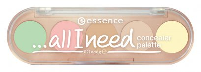 'ess. ...all I need concealer palette 10