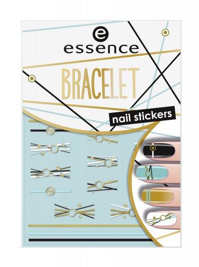 ess. bracelet nail stickers 10