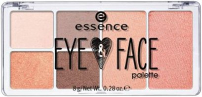 'ess. eye & face palette 02