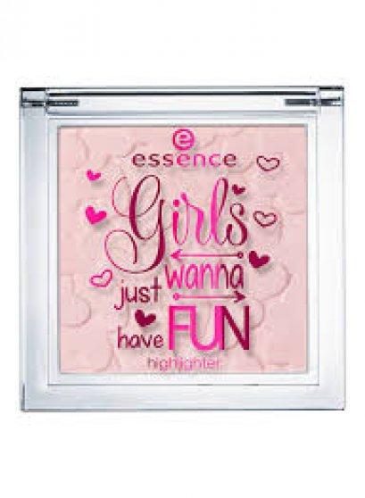 essence girls just wanna have fun highlighter 01