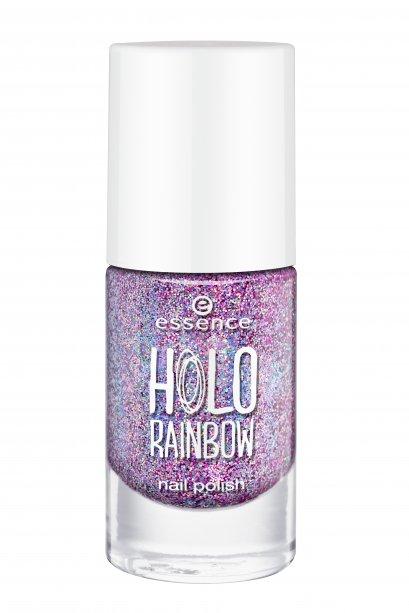 ess. holo rainbow nail polish 04