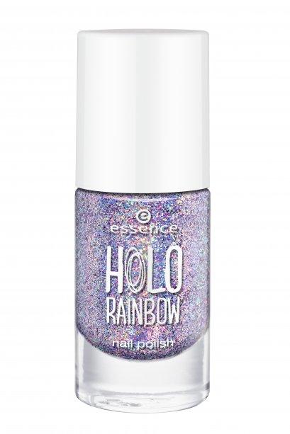 ess. holo rainbow nail polish 05