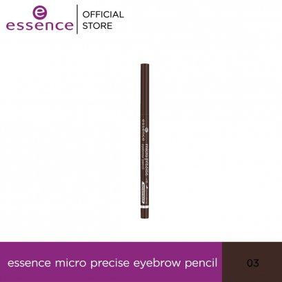 essence micro precise eyebrow pencil 03